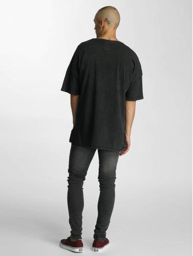 Bangastic Hombres Camiseta Zeus in negro