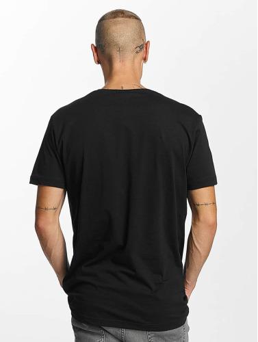 Bangastic Hombres Camiseta Finessed in negro