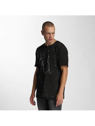 Bangastic Hombres Camiseta Blobs in negro