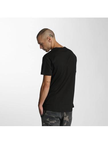 Bangastic Hombres Camiseta Smoke in negro