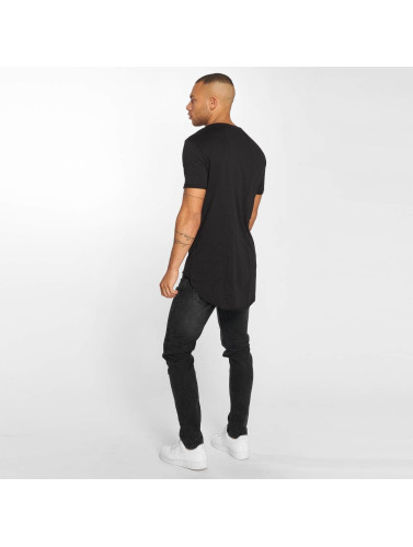 Bangastic Hombres Camiseta Pocket in negro
