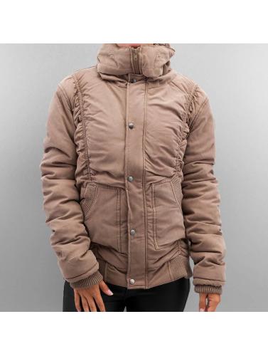 Bangastic Chaqueta de invierno Soft in marrón