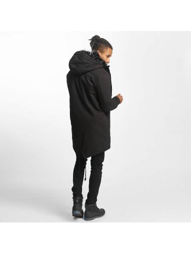 Bangastic Hombres Chaqueta de invierno Best Off in negro