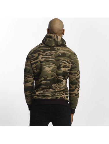 Bangastic Herren Hoody Camo in camouflage