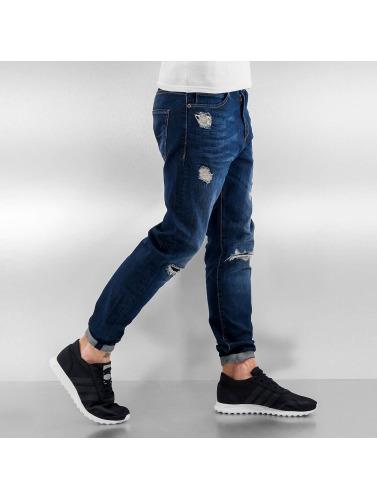 in Hombres Burundi índigo ajustado Bangastic Jeans nOIH8WdSS