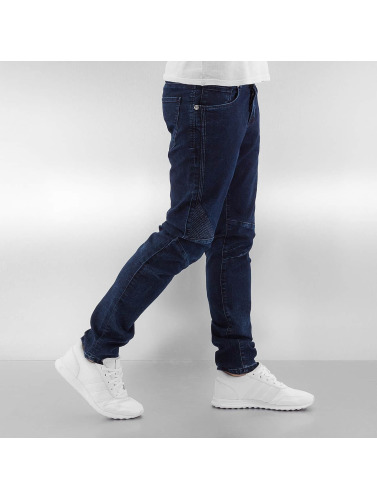 Bangastic Hombres Jeans ajustado Rico in índigo