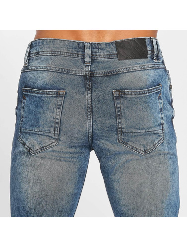 Clay in Jeans azul ajustado Hombres Bangastic CwqxtpFCv