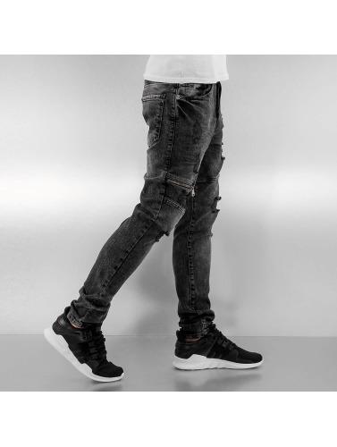 Edmund Stramme Jeans Bangastic Menn I Grå billig salg 2014 hfAlcc