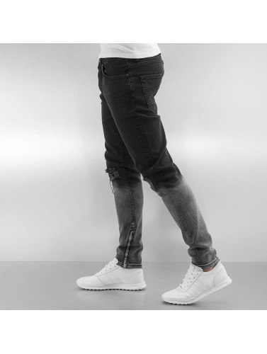 K125 ajustado negro Hombres Jeans in Bangastic aqctOYyTO