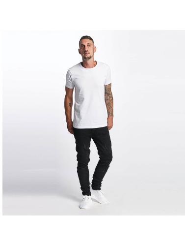 Bangastic Hombres Jeans ajustado Sigge in negro