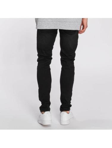 Hombres negro Bangastic Jeans ajustado Cole in qvwx46zZf