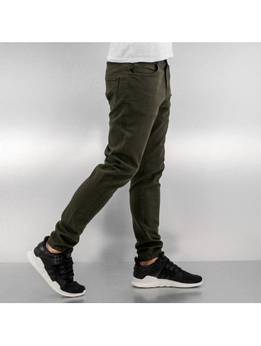 Jeans Bangastic ajustado Hombres oliva Burundi in 5qwFRgqU