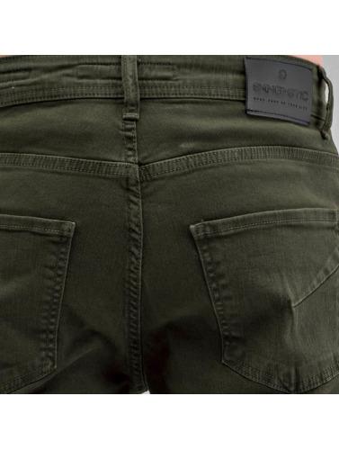 Bangastic Jeans in oliva Burundi Hombres ajustado RrSqxR5p