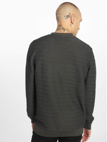 Bangastic Hombres Jersey Stripes Bang in gris