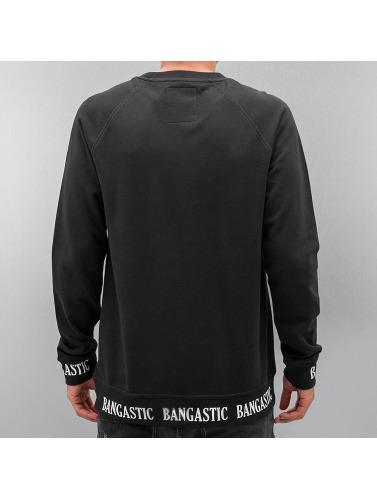 Bangastic Hombres Jersey Raglan in negro