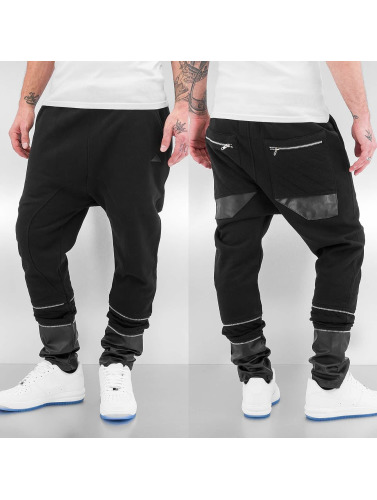 Bangastic Herren Jogginghose Anti Fit II in schwarz