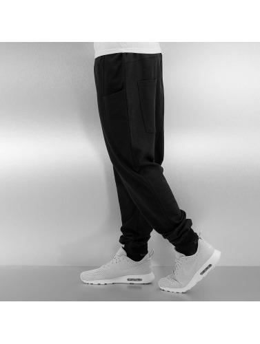 Bangastic Herren Jogginghose Anti Fit in schwarz