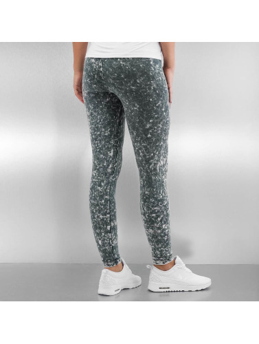 Bangastic Damen Legging Acid in grau