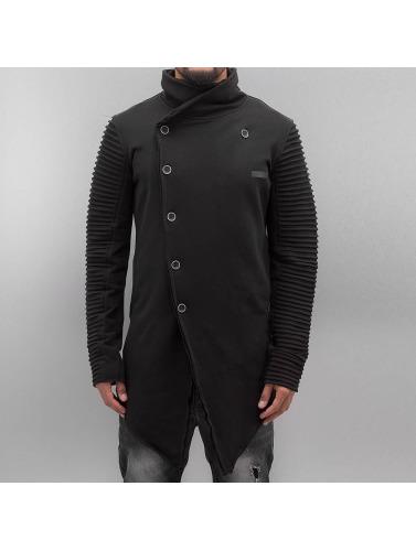 Bangastic Herren Mantel Antwerpen in schwarz