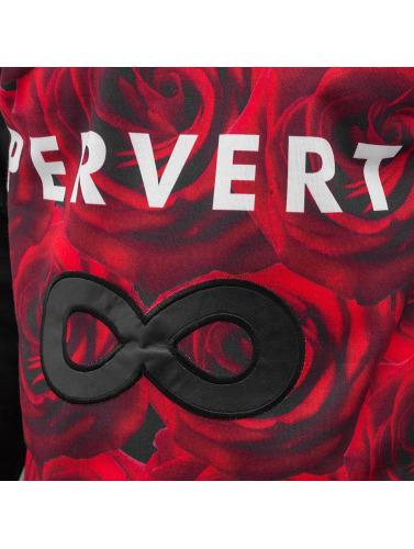 Bangastic Herren Pullover Pervert in schwarz