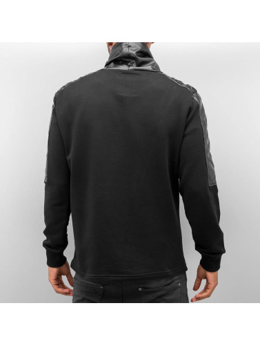 Footlocker Finish Zum Verkauf Bangastic Herren Pullover PU Turtelneck in schwarz Billig Günstig Online Auslass Extrem L1bXgnls
