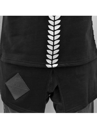 Bangastic Herren Pullover Koi Carp in schwarz