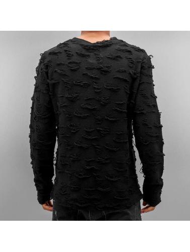 Bangastic Herren Pullover Hakeem in schwarz