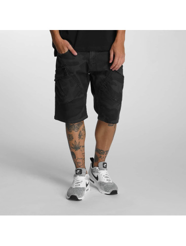 Bangastic Herren Shorts Camou in camouflage