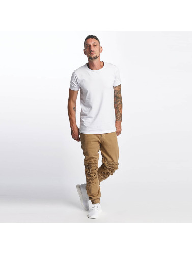 Bangastic Herren Slim Fit Jeans Matteo in beige