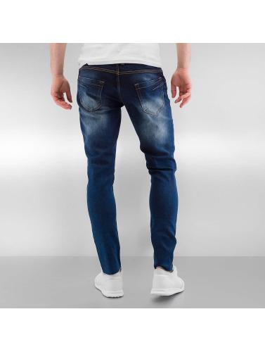 Bangastic Herren Slim Fit Jeans A75 in blau Rabatt Mit Kreditkarte Spielraum Authentisch Auslass-Websites Genießen Sie Online rcPWGENNLd