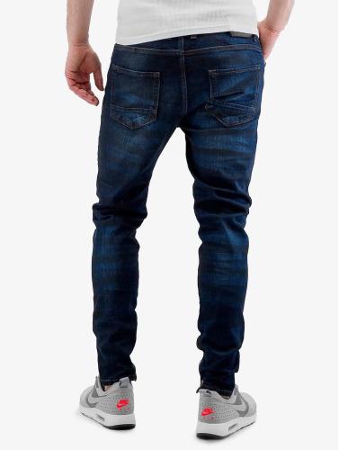Bangastic Herren Slim Fit Jeans K125 in blau