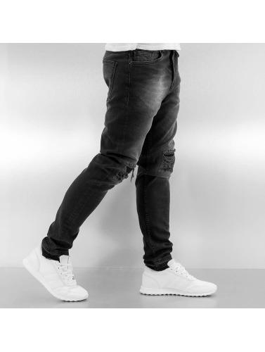 Bangastic Herren Slim Fit Jeans K125 Slim Fit in grau 2018 Neuer Online-Verkauf vos3Bvqry