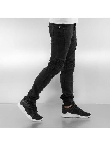 Bangastic Herren Slim Fit Jeans Quilted III in schwarz Billig Verkauf Verkauf Versandrabatt Authentisch Kaufen Authentische Online Billig Verkauf Beste Preise dJuqPgdW