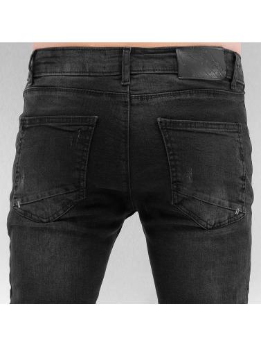 Bangastic Herren Slim Fit Jeans Destro in schwarz Günstig Kaufen Bestellen Limited Edition Günstiger Preis w2qlm