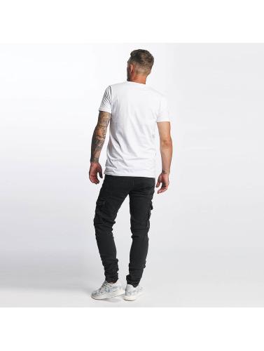 Bangastic Herren Slim Fit Jeans Hjalmar in schwarz