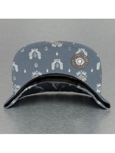 Bangastic Snapback Cap Logo in blau