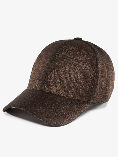 Bangastic Damen Snapback Cap Glances Fitted in goldfarben