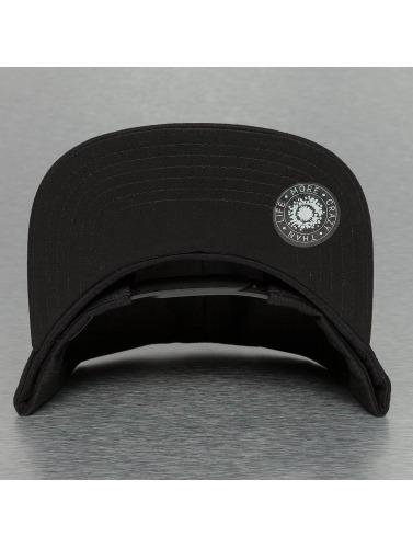 Bangastic Snapback Cap Logo in schwarz