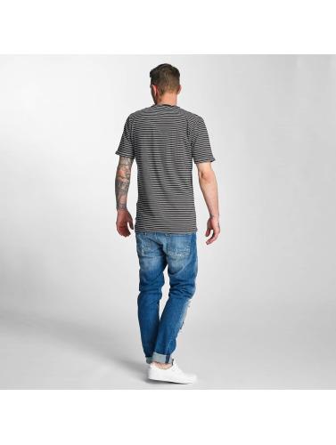 Bangastic Herren Straight Fit Jeans Point in blau