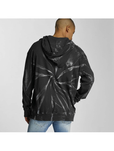 Bangastic Hombres Sudadera Crinkle in negro