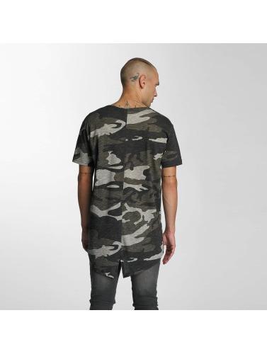 Bangastic Herren T-Shirt Fiano in camouflage