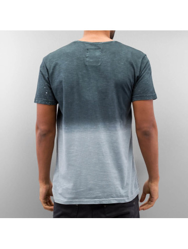 Bangastic Herren T-Shirt Paint Splashes in grau