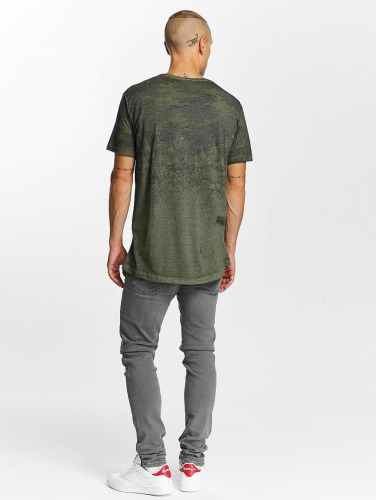 Bangastic Herren T-Shirt Fadin' in olive