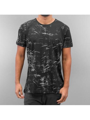 Bangastic Herren T-Shirt Delian in schwarz