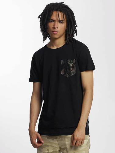 Bangastic Herren T-Shirt Real Banger Lando in schwarz