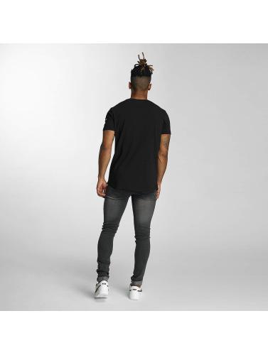 Bangastic Herren T-Shirt Tiger in schwarz