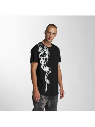 Bangastic Herren T-Shirt Smoke in schwarz