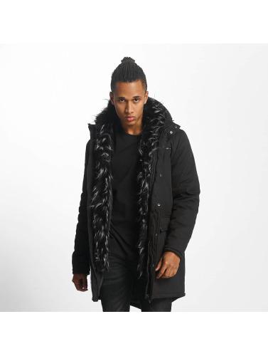 Bangastic Herren Winterjacke Best Off in schwarz