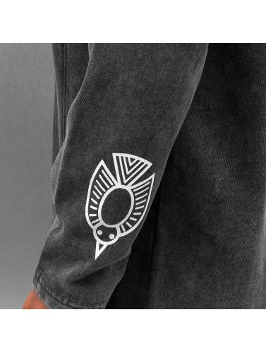 Bangastic Herren Zip Hoodie Symbols in schwarz