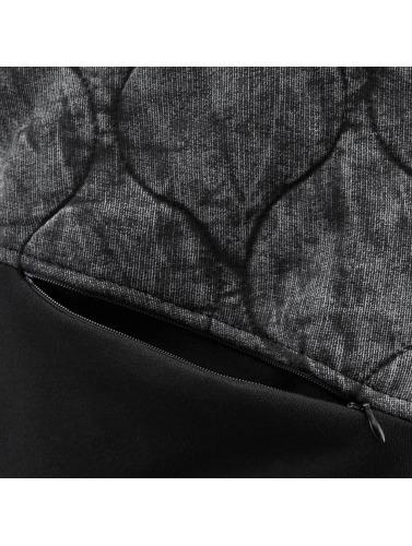Bangastic Herren Zip Hoodie Lunas in schwarz